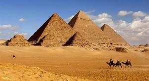 Aegypten-Pyramiden